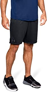 Men's Mk1 Gym Running Crafted with HeatGear Technology, Modern Workout Shorts with Pockets and Tight Cut