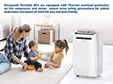 Photo #10: Honeywell Portable Air Conditioner, 12000 BTU AC Unit (MN12CEDWW)