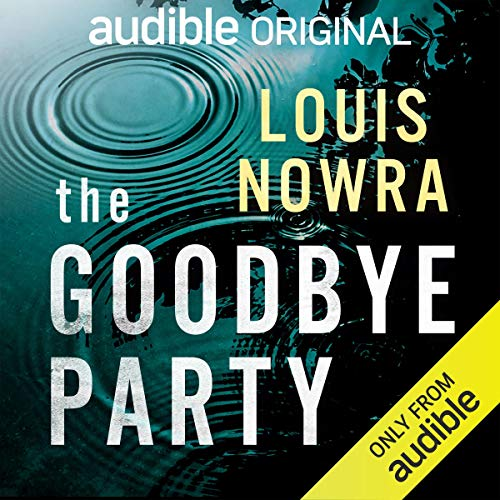 The Goodbye Party audiobook cover art