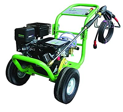 LPG Pressure Washer PW2000W 2750psi Greengear from CAVAGNA GROUP