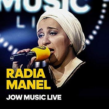 Radia Manel (Live)
