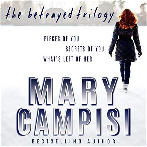 Couverture de The Betrayed Trilogy: Boxed Set