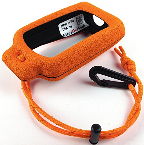 Case Cover for DELORME InReach SE & EXPLORER, Made in the USA by GizzMoVest LLC