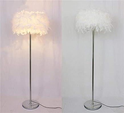 Amazon.es: plumas LAMPARA - Lámparas de pie / Lámparas ...