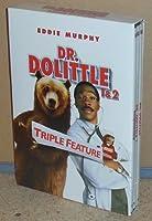 Dr. Dolittle Triple Feature DVD Set (Eddie Murphy) (Kristen Wilson) (Kyla Pratt)