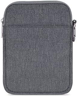 Moko 6 pollici Custodia Sleeve Impermeabile, Borsa Protettiva da Tasca di Nylon Compatibile con Amazon Kindle 10th Generat...