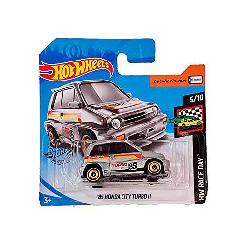 FM Cars Hot-Wheels \'85 Honda City Turbo II HW Race Day 2020