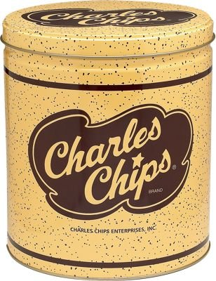 Charles Brand Cheap Sale Venue Chips Original Cheap mail order specialty store Potato Pound Tin 1