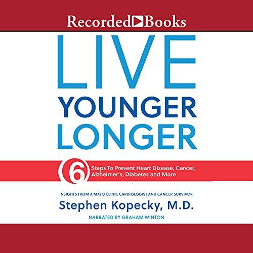 Live Younger Longer cover art