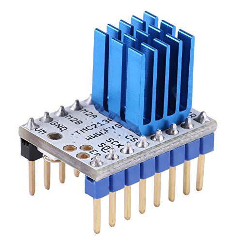 Modulo driver motore passo-passo TMC2130 con dissipatore di calore Stampante 3D Driver passo-passo Sostituzione stampante 3D