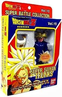 Dragonball Z Bandai Japanese Super Battle Collection Action Figure Vol. 12 Super Saiyan Trunks