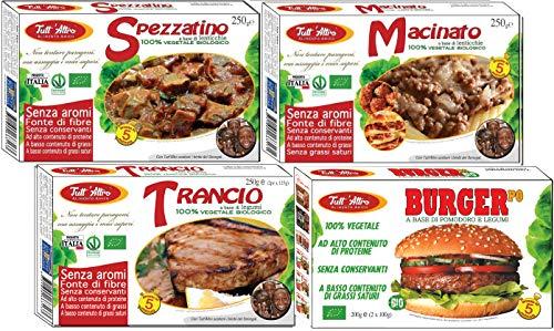 Tutt'Altro: Spezzatino - Macinato - Trancio - Burger Po