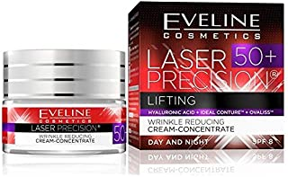 EVELINE LASER PRECISION DAY AND NIGHT cream 50+ 50 ML(3173)