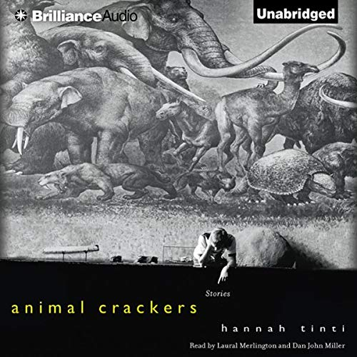 Animal Crackers audiobook cover art