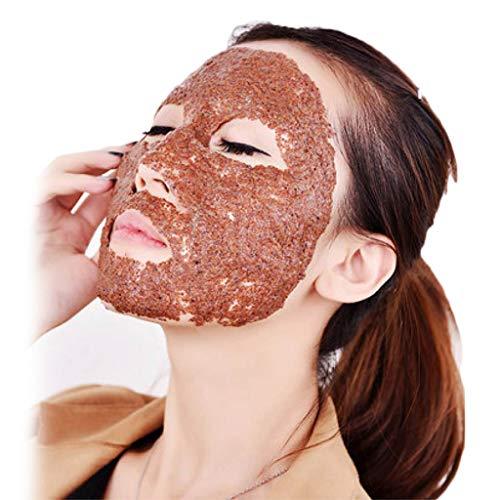 Jonerytime_Natural Algal Seaweed Silk Face Mask Jelly Sheet Ultra Hydrating Essence Lot