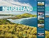Neuseeland Kalender 2021, Wandkalender im Querformat (54x42 cm) - Natur - und Reisekalender: Unterwegs zum schönsten Ende der Welt