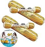 Sunshine smile Piscina de juguete flotante para piscina, juguete de remo flotante, juguete de agua para adultos, juguete de piscina hinchable
