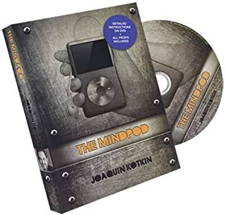The Mindpod by Joaquin Kotkin and Luis de Matos - DVD and Gimmick