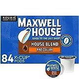 Maxwell House House Blend Medium Roast K-Cup...