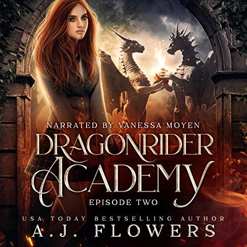 Dragonrider Academy: Episode 2 cover art