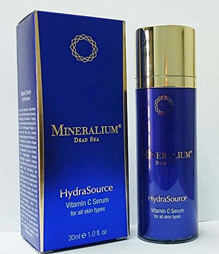 Mineralium Dead Sea HydraSource Vitamin C Serum For All Skin Types 30ml