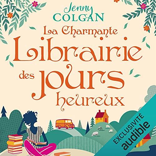 Couverture de La charmante librairie des jours heureux