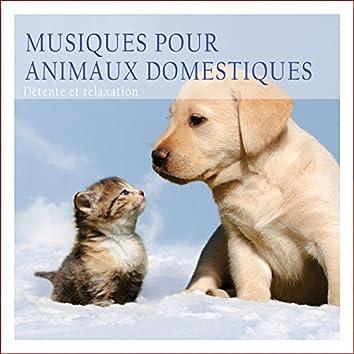 Musiques pour animaux domestiques: Détente et relaxation