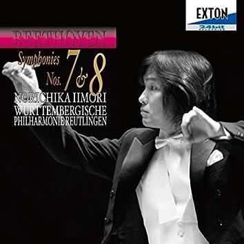 Beethoven: Symphonies No. 7 & No. 8