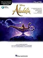 Aladdin Flute (Hal Leonard Instrumental Play-along)