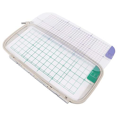 TOPINCN borduurlijst stretchframe geschikt voor de Brother naaimachine MEERWEG verpakking