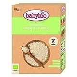 Papilla de Cereal Arroz Bio Babybio 200g