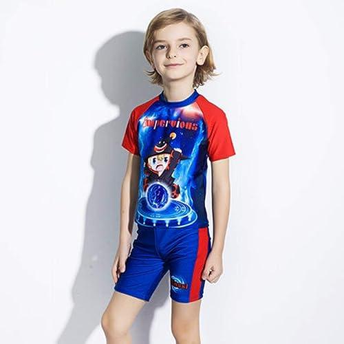 Maillot de Bain pour Enfants Fendu Costume de Maillot de Bain modèle de Dessin animé ( Couleur   C , Taille   6 )