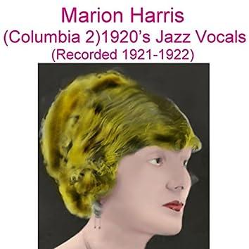 Columbia 2 (1920's Jazz Vocals) [Recorded 1921-1922]