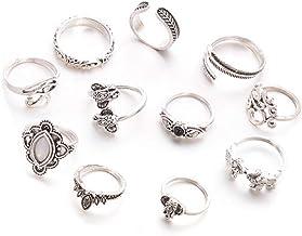 Amazon.es: anillo mujer hippie