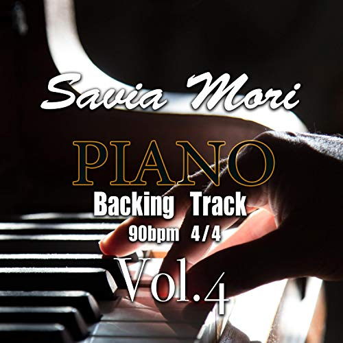 Piano Backing Track Savia Mori 90 bpm 4/4 Scale D#m Vol.4