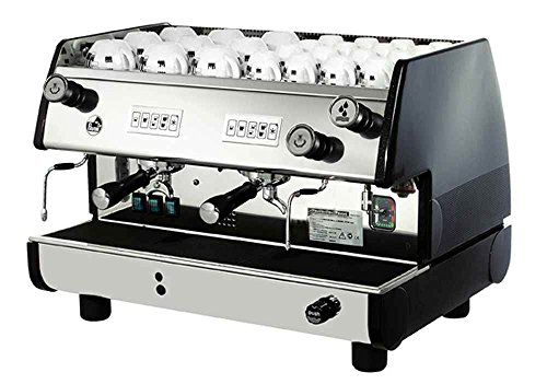 European Gift La Pavoni Commercial Volumetric Espresso Machine
