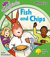 Fish and Chipslevel 2 (All Stars)