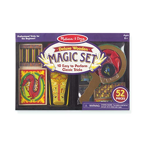 Product Image of the Melissa & Doug Deluxe Magic Set