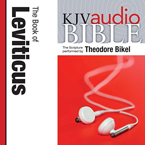 King James Version Audio Bible: The Book of Leviticus audiobook cover art