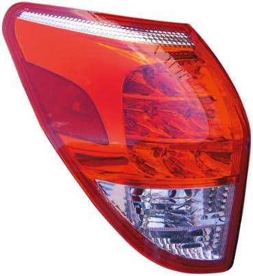 Koolzap For 06-08 Toyota Rav4 Taillight 卓抜 Ligh Brake メーカー公式 Rear Taillamp