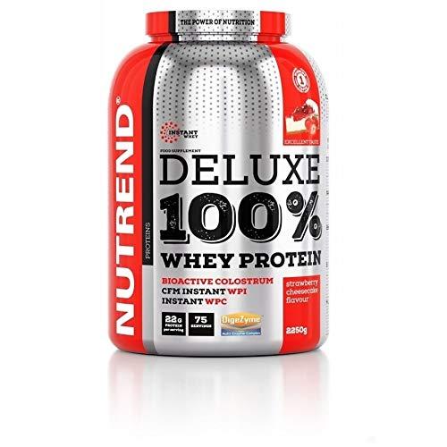 Deluxe 100% Whey 900g Proteine Cioccolato Brownie