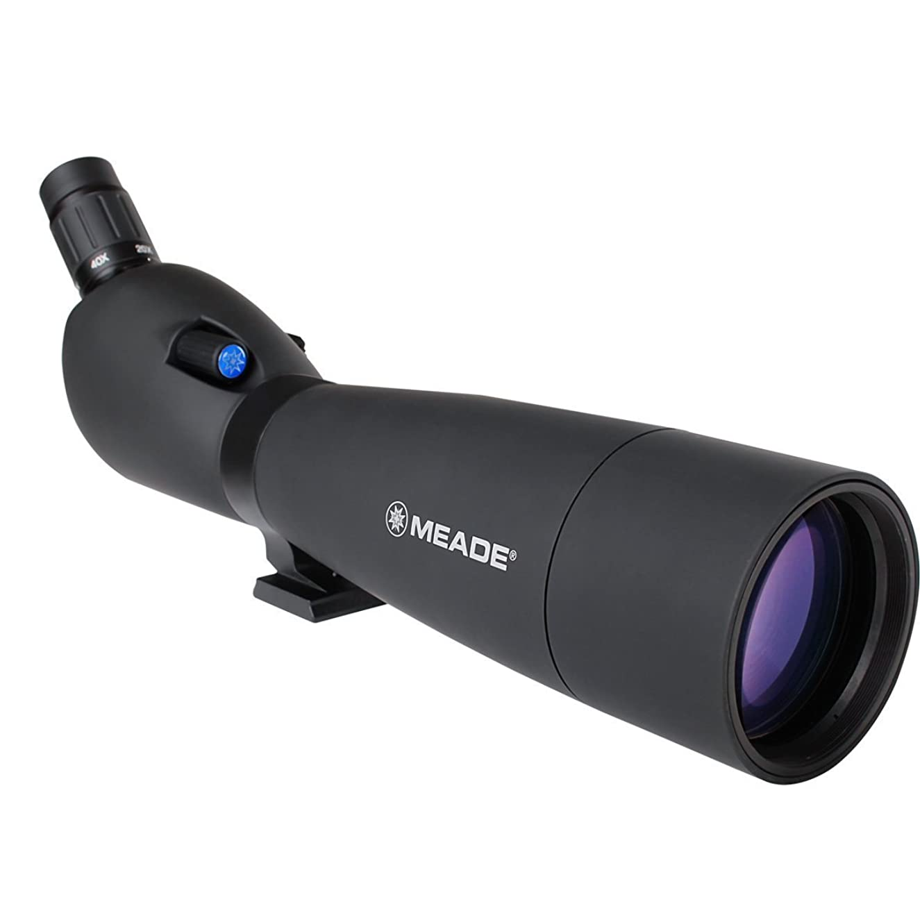 Meade Instruments 126001 Wilderness Spotting Scope - 20-60x80-mm (Black)