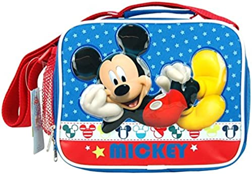 Disney Mickey Mouse Soft Lunch Box by Disney