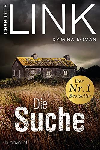 Die Suche: Kriminalroman - Der Bestseller jetzt als Taschenbuch (Die Kate-Linville-Reihe, Band 2)