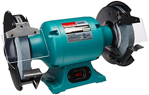 Makita Gb800 Esmeril De Banco 8' 2,850 Rpm, 3/4Hp 580W