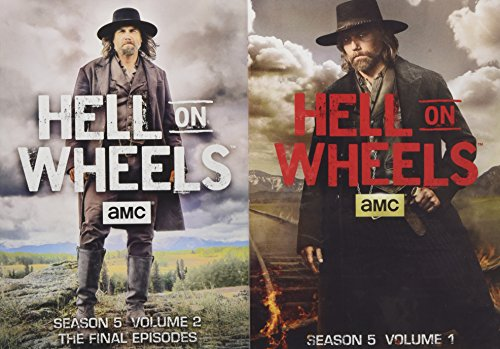 Hell on Wheels: The Complete Fifth Season