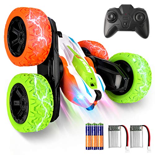 REAPP Remote Control Car for Kids, 2.4 GHz 4WD RC...