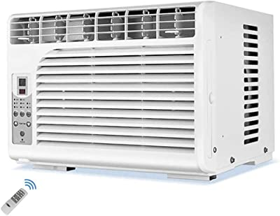 XBSLJ Mobile Air Conditioners, Whit Remote Control Air Filter Better Air Circulation 2 Modes One-Button Dehumidification for Whole House or Office