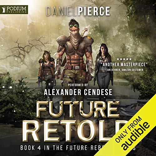 Future Retold audiobook cover art