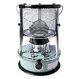 MNSSRN Calentador de keroseno pequeño, Calefactor para Exteriores, calefacción por Exteriores Portátil al Aire Libre, calefacción para el hogar, Calentador de Clima frío